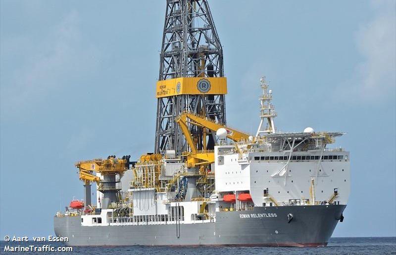 Contract Terminated for Rowan Ultra-Deepwater Drillship