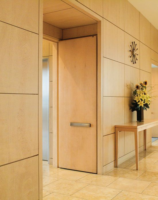 Aesthetically Designed Architectural Door Openings ...