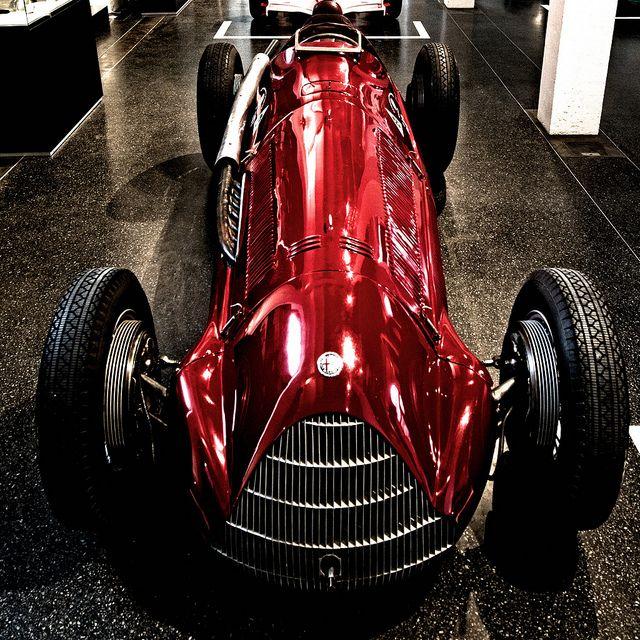 Prototyp Automuseum – Alfa Romeo
