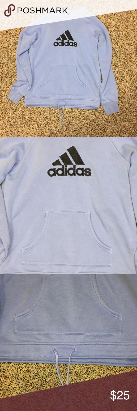 Small Baby Blue Adidas Sweatshirt Adidas Sweatshirt Blue Adidas Long Sleeve Tshirt Men [ 1740 x 580 Pixel ]