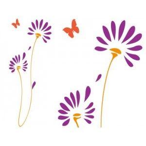 Fleurs Stylisées fleurs stylisées | carnet de note | pinterest