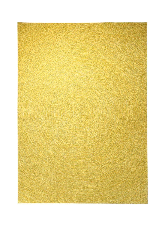 tapis jaune colour in motion or de la collection esprit deco lino world pinterest tapis. Black Bedroom Furniture Sets. Home Design Ideas