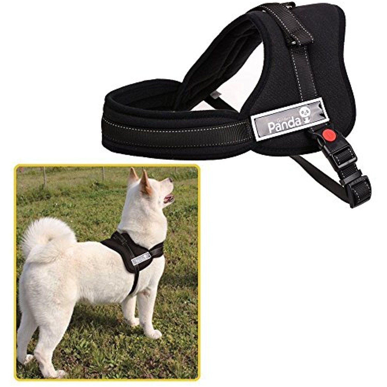Ecoastal Dog Body Harness Padded Extra Chest Straps Heavy Duty