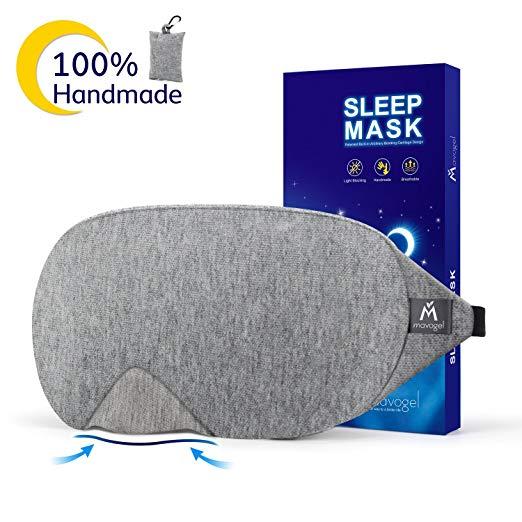 Amazon Com Mavogel Cotton Sleep Eye Mask Updated Design Light Blocking Sleep Mask Soft And Comfortable Ni Sleep Mask Amazon Beauty Products Best Sleep Mask