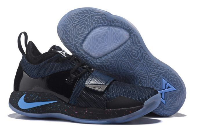 """7cd9f36db14c79 Nike PG 2.5 """"PlayStation"""" Black White Mens Shoes in 2019"""
