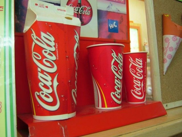 big cokes I can bore you silly talking about the elegant  slender glass bottle, and the simple sweet taste of real sugar.