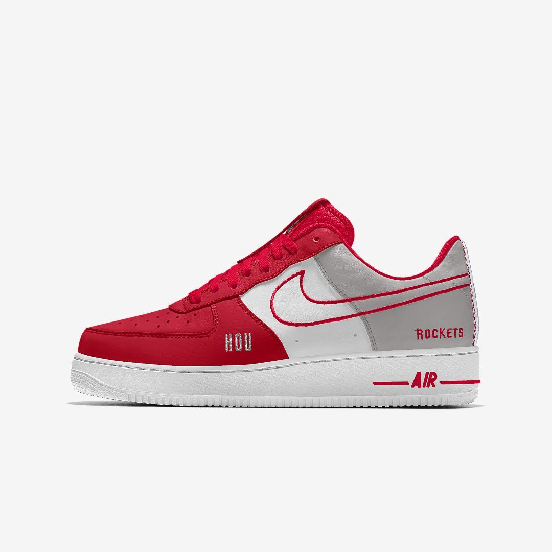 online store 06169 217d4 The Nike Air Force 1 Premium iD Shoe.