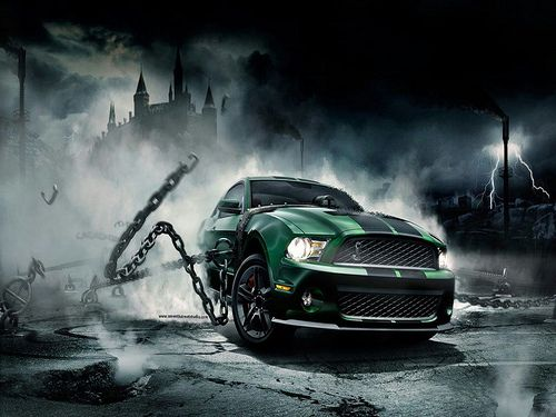 Untitled Mustang Wallpaper Ford Mustang Wallpaper Car Backgrounds Background hd wallpapers of cars