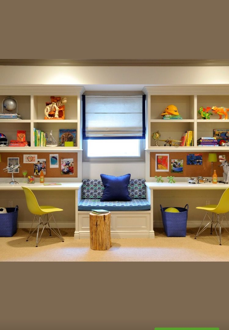 Kids Study Room Design: Pin By Chaya Devi On Home Decor