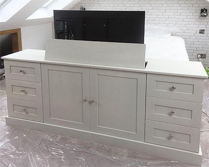 Hidden Tv Cabinet For Bedroom Luxurybedroomswithtv