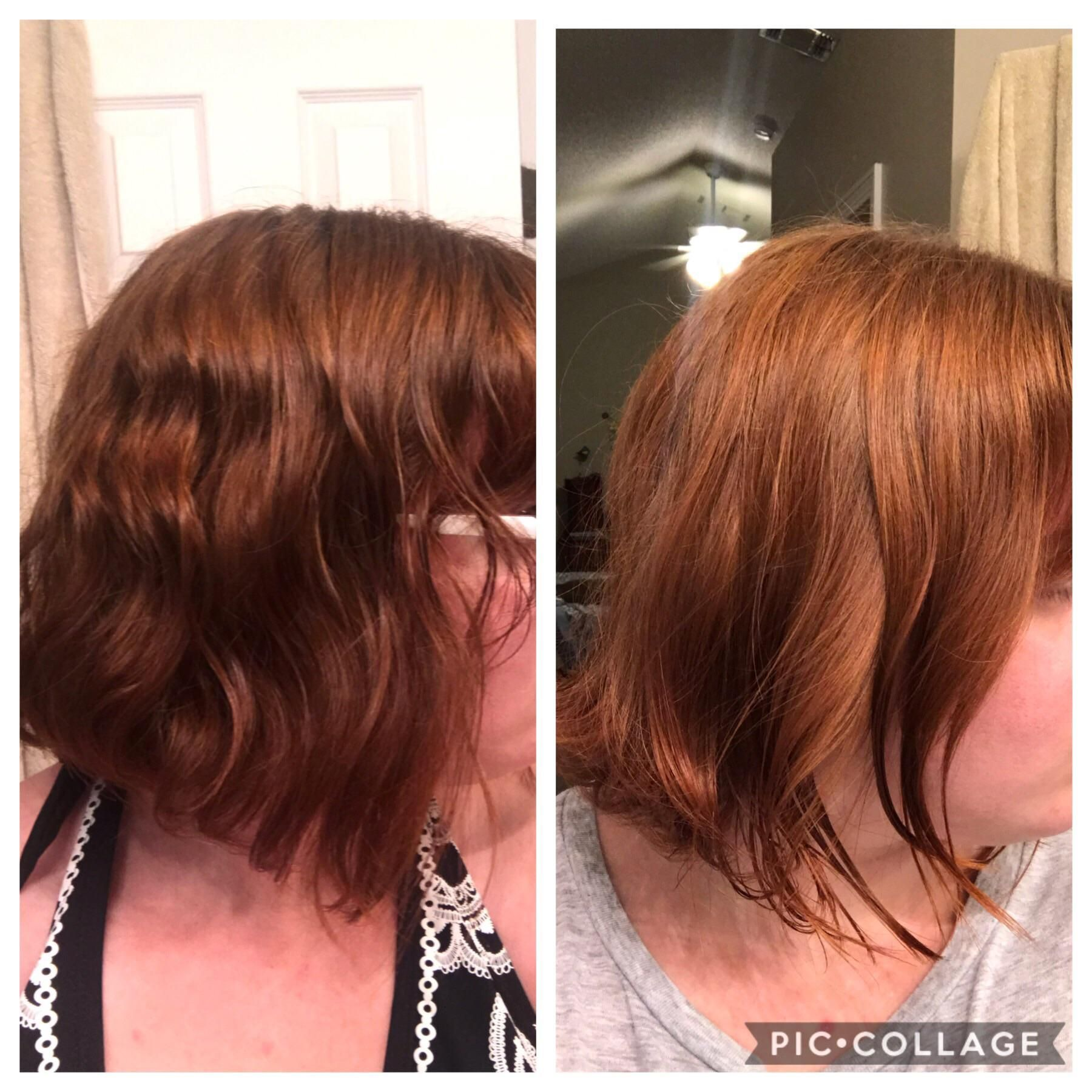 Color Oops Before And After Pictures