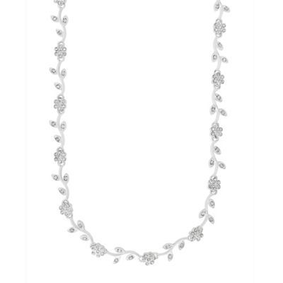Vine Allway Necklace At Debenhams Com They Have Matching Set As Well Necklace Jewelry Diamond Necklace