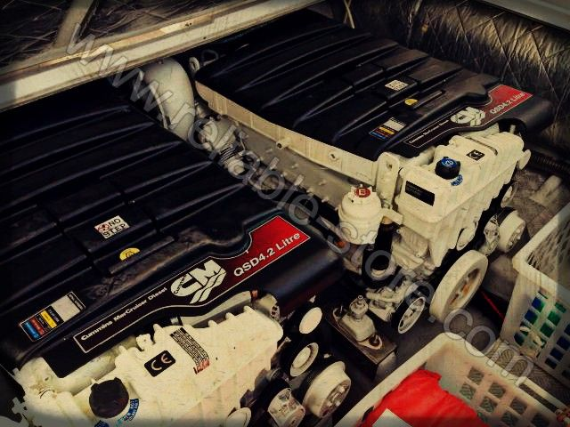 cummins mercruiser qsd 4 2l diesel engine service repair factory