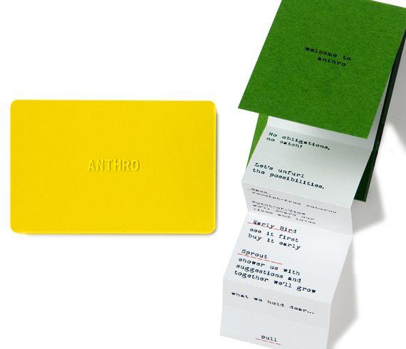 Anthro3 Anthropologie Business Cards Anthropology Visit Carte De Visite