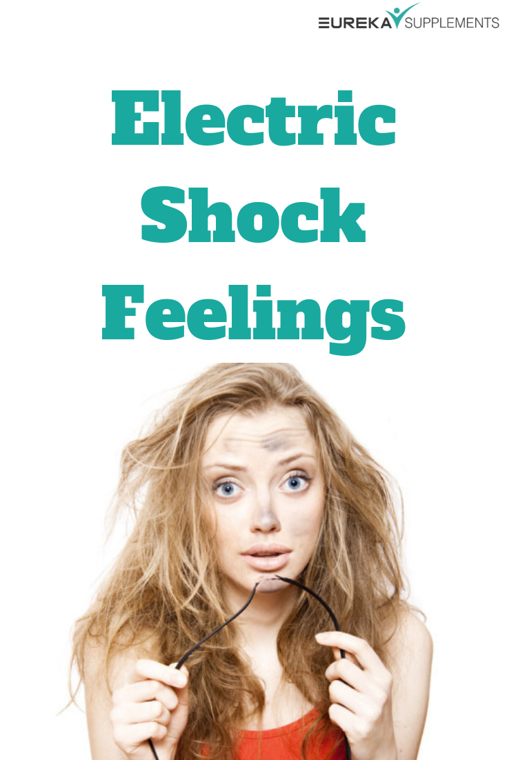 Many women experience electric shock sensations during