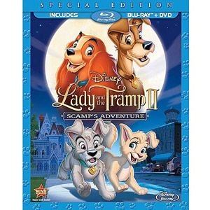 Lady And The Tramp Ii Scamp S Adventure Walt Disney Movies Lady And The Tramp Disney Animated Movies