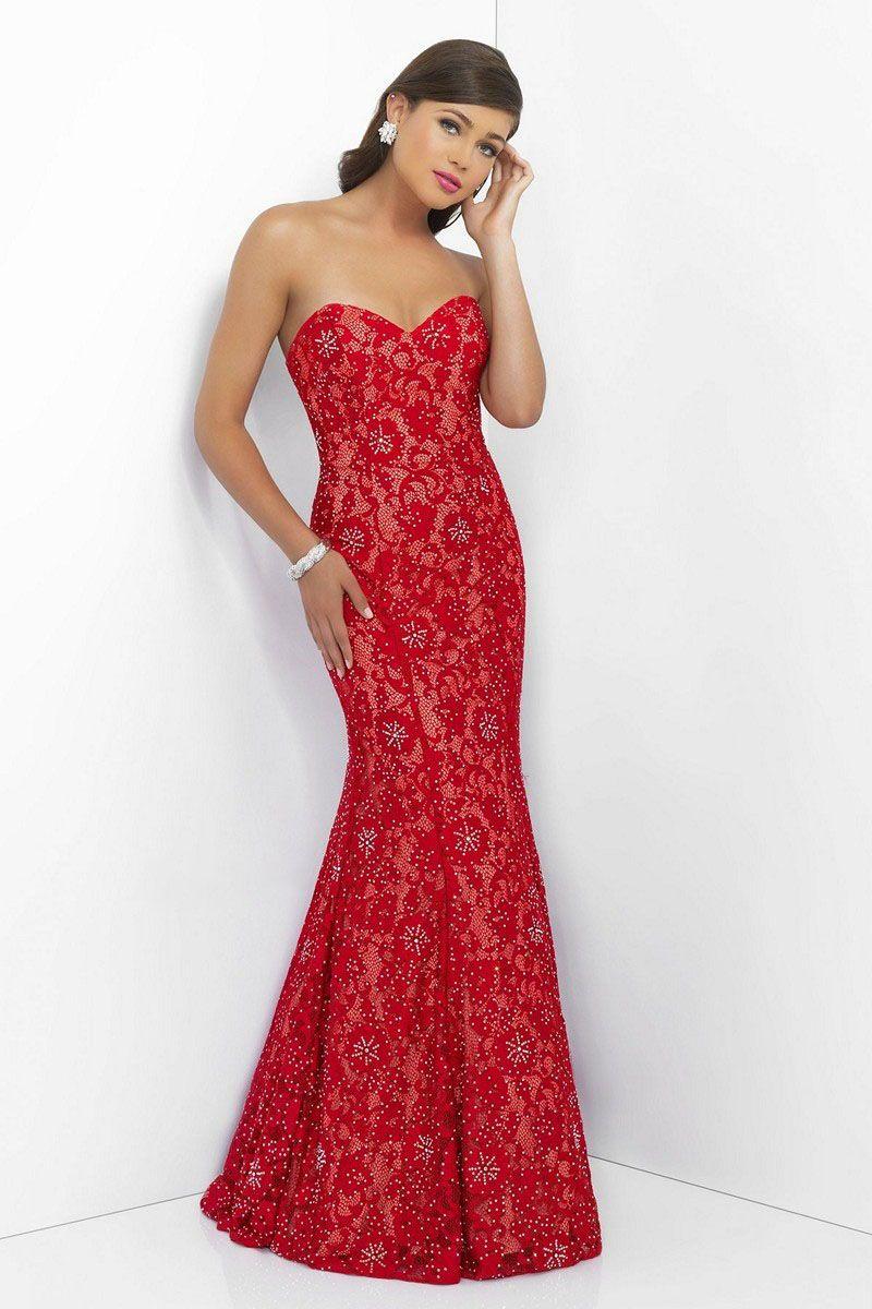 Silhouette Prom Dress