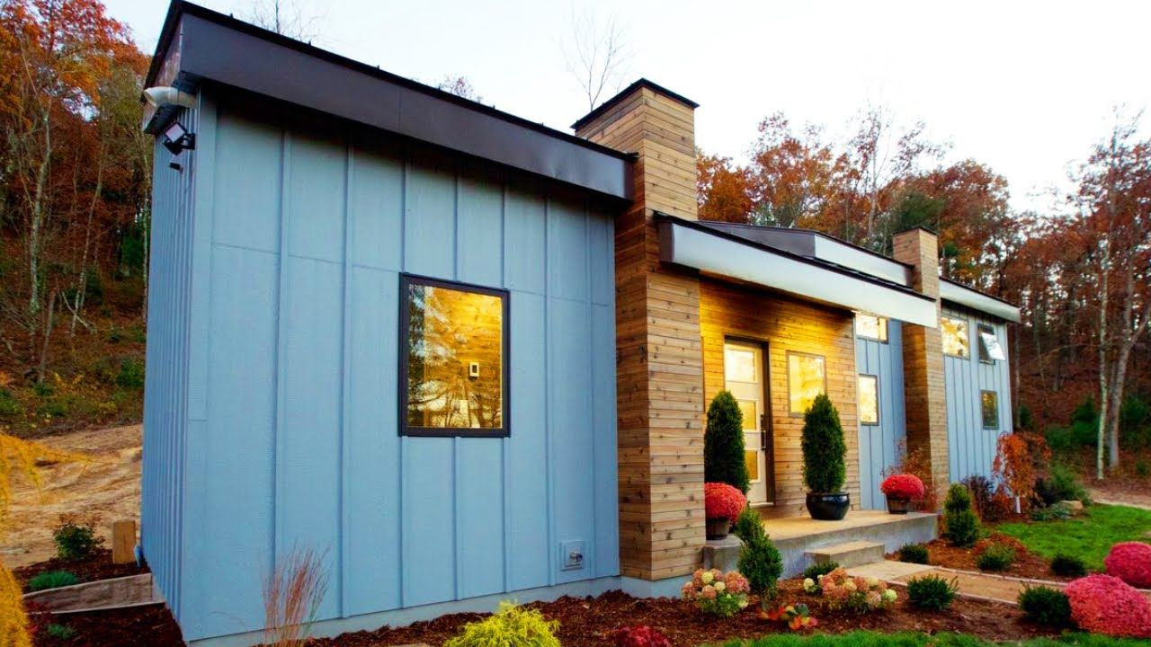 incredibly beautiful the fairchild tiny home designed for on beautiful tiny home ever id=20786