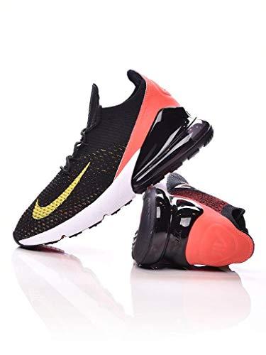 Nike Damen W Air Max 270 Flyknit Laufschuhe, Mehrfarbig