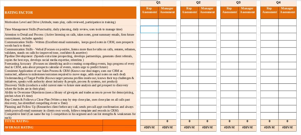 Iso 9001 Management Review Template Page 1 Line 17qq Com 6