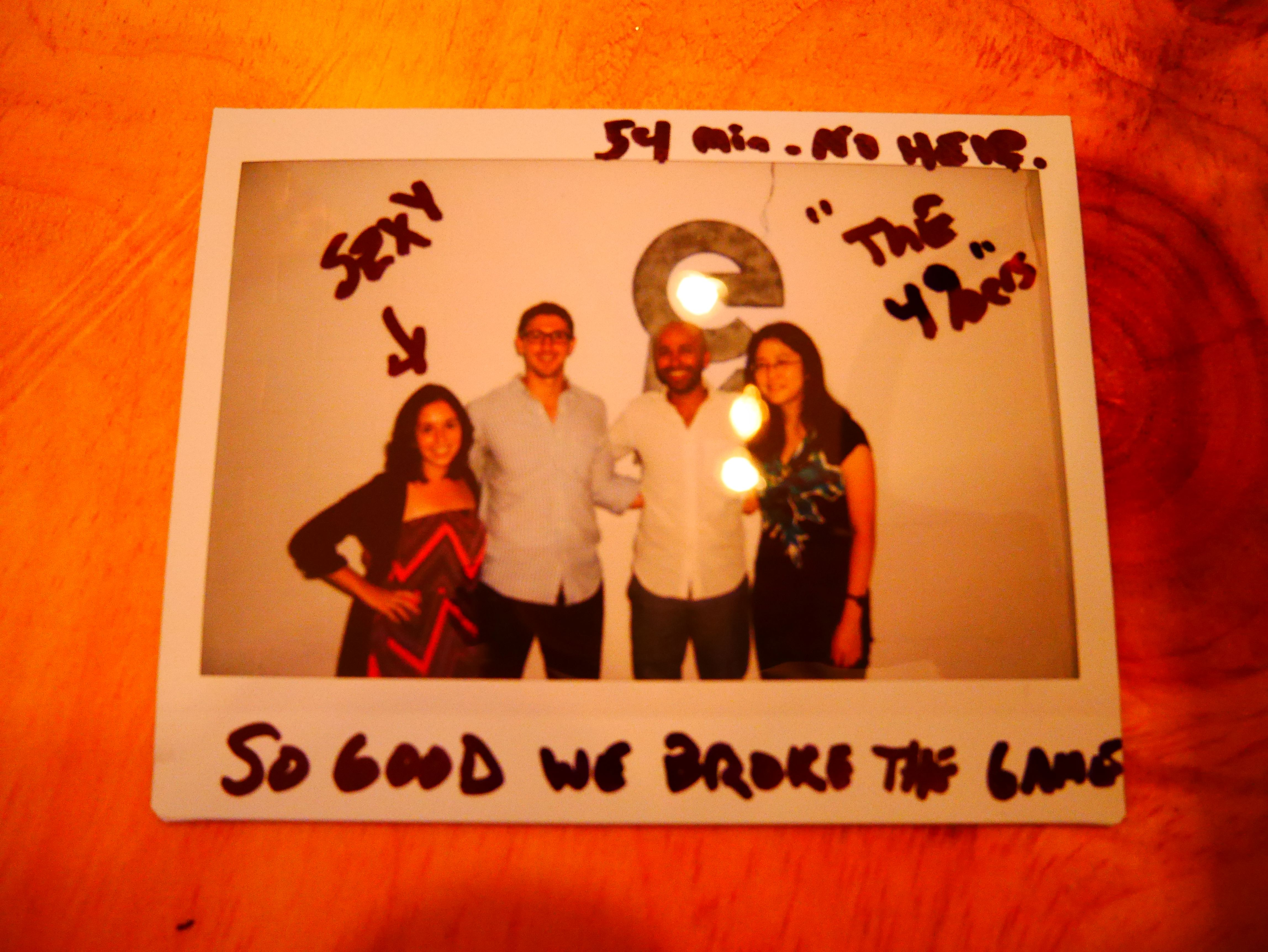 August 19th 2015 a group of NYAC members successfully escaped