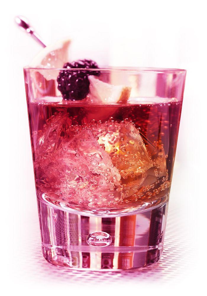 Izze Sparkling Raspberry Lime Gin Fizz (Izze)
