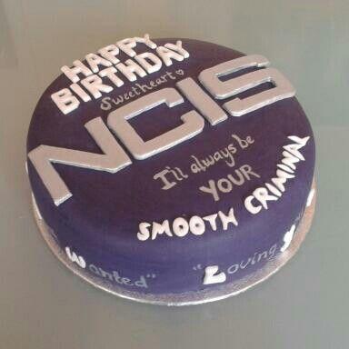 Amazing Ncis Best Birthday Cake Ever Randomness Of Random Crafts Birthday Cards Printable Benkemecafe Filternl