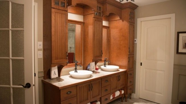 Sable Chaud Framed Bathroom Mirror Bathroom Mirror Bathroom Vanity