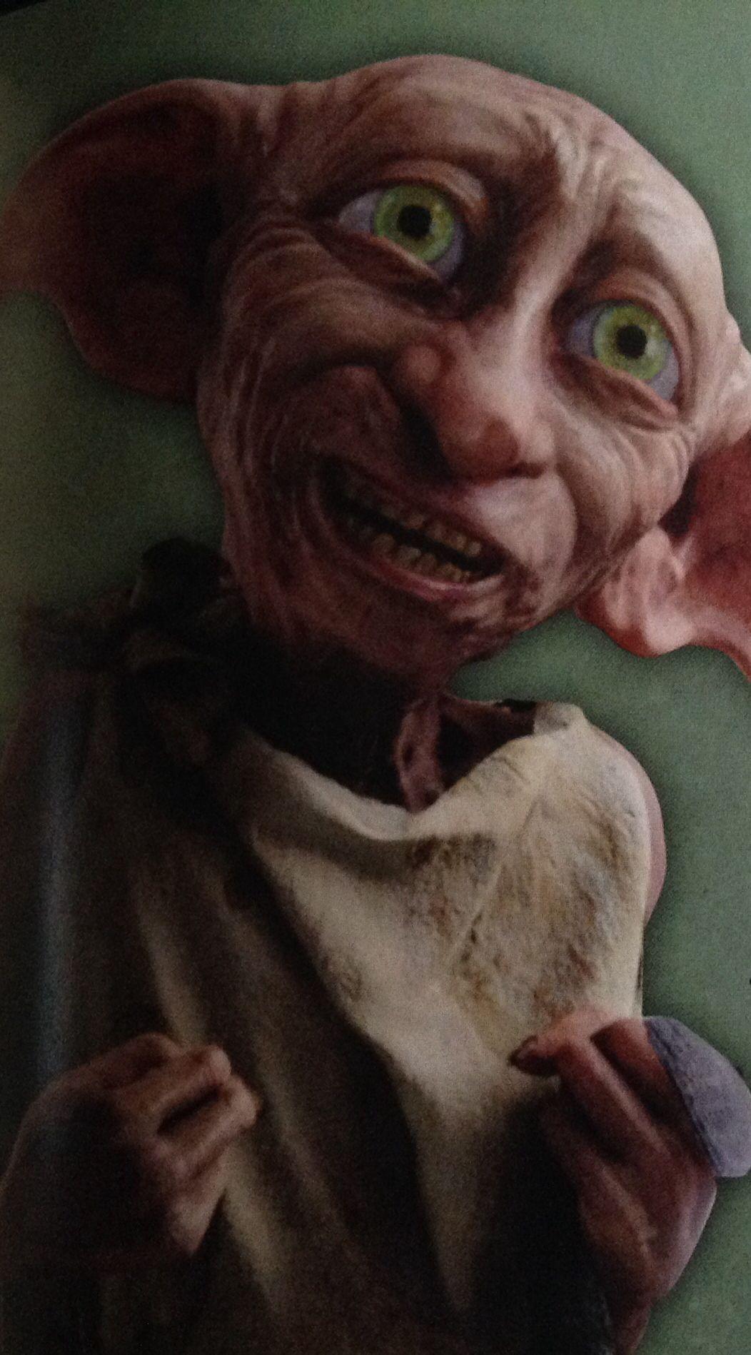 Dobby, House Elf U003c3