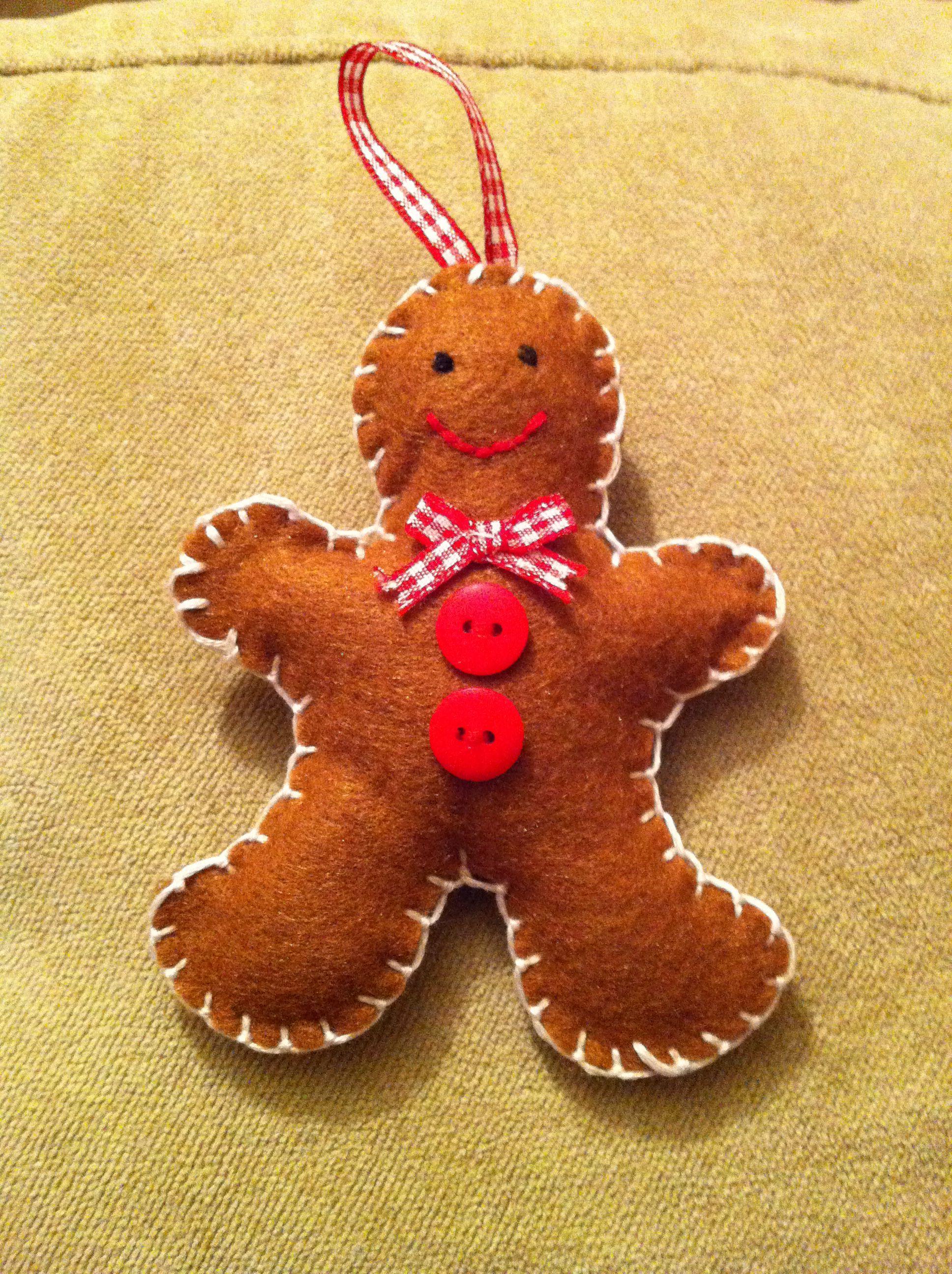 Mr Gingerbread Man