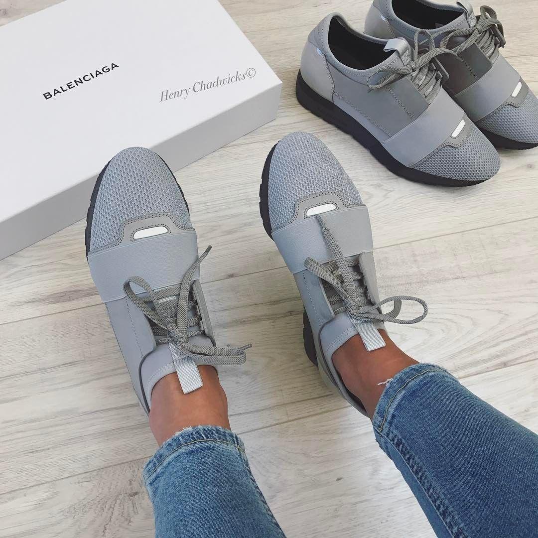 cfb29557cae Grey Runners Shoes Sneakers
