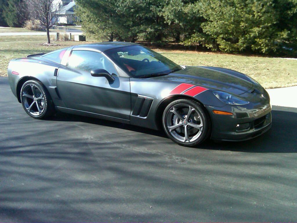 My 2011 Corvette Grand Sport Corvette grand sport