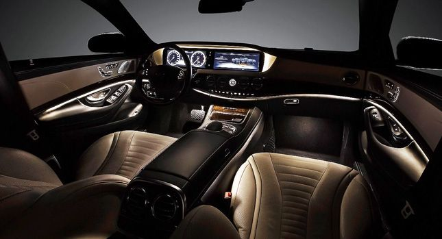 Step Inside The New Mercedes Benz S Class Don T Worry You Ll