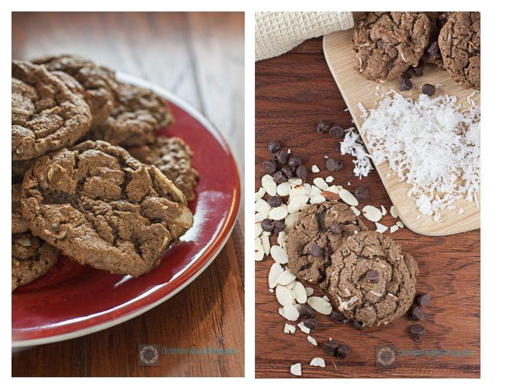 German Chocolate Cookies - Simple Food 365