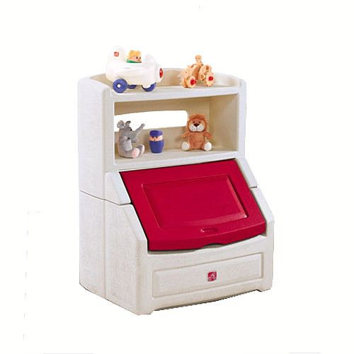 Step2 Lift And Hide Book And Storage Case Red Step2 Toys R Us Storage Hidden Book