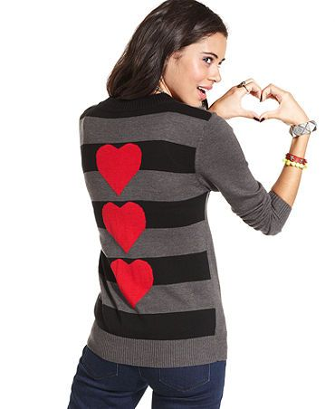 Pin By Michelle Chowning On Stylin Juniors Sweaters Material