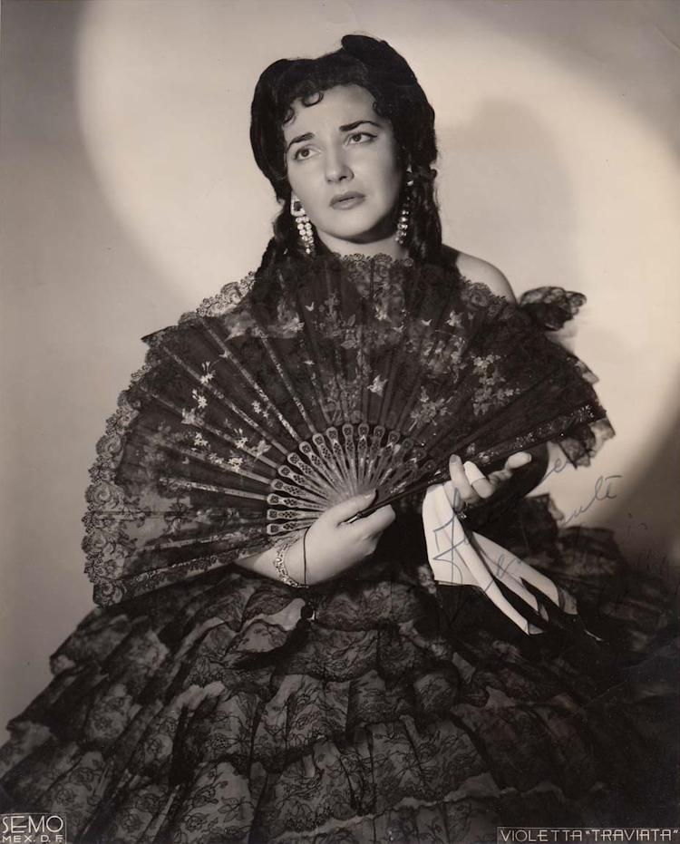 Gods and Foolish Grandeur: Random Callas