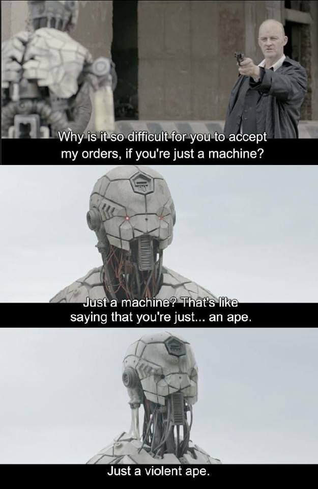 From Automata 2014 Ai Safety Movie Quotes Robot