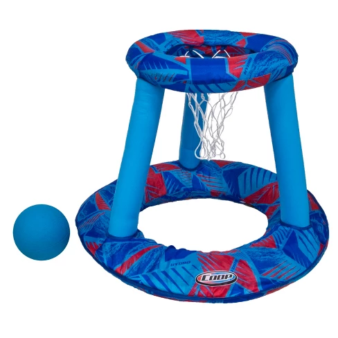 Swimways Corp Hydro Spring Hoops Basketball 3pc Pool