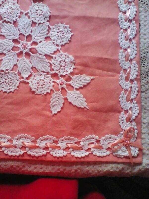 Épinglé par Sabouha OU sur Pikes crochet | Draps de lit