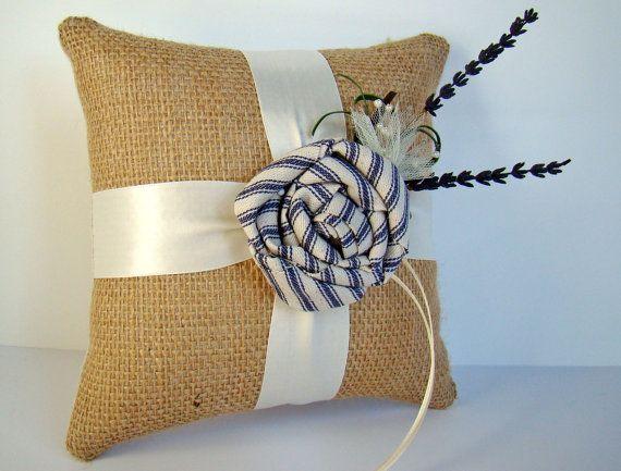 Ringbearer's Pillow!