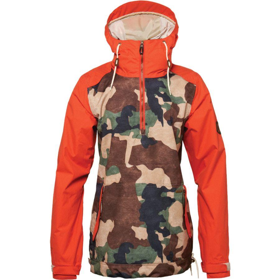 686 Parklan Savanna Anorak Jacket
