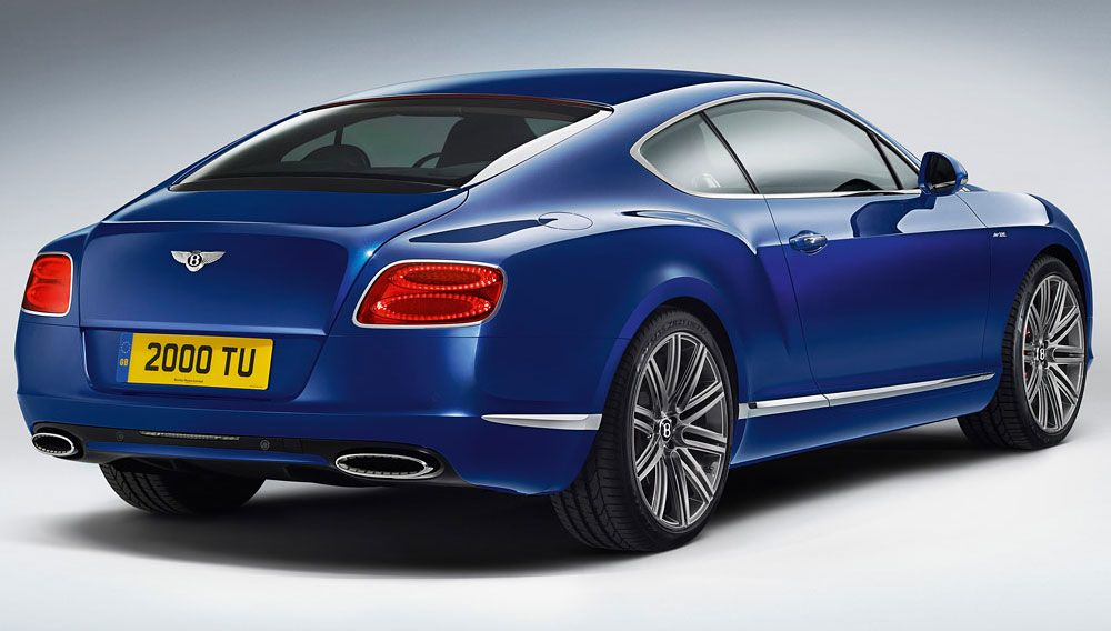 Crazy And Amazing   Pure Luxury   Pure Bliss Bentleyu0027s 2013 Continental GT  Speed: 616 Hp, 205 Mph Top Speed