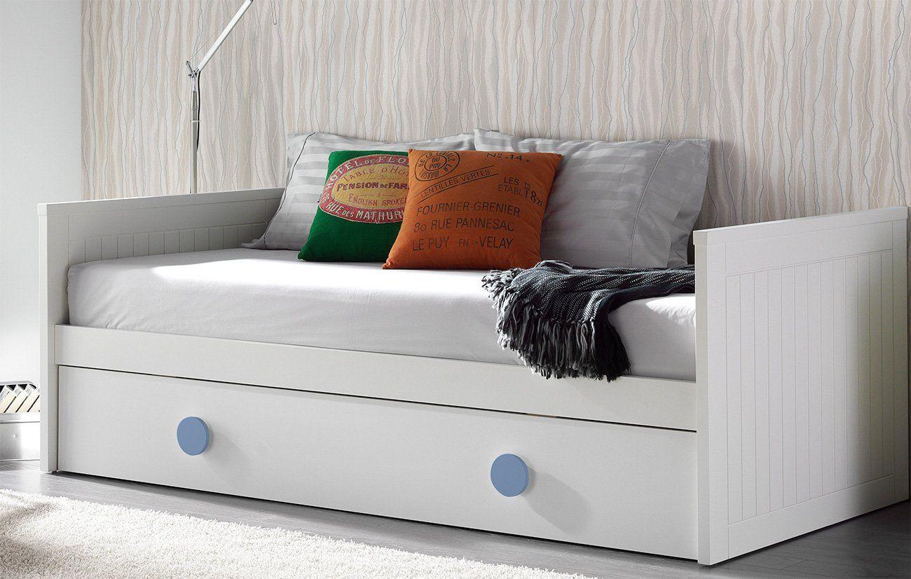 Qu colchones poner en una cama nido doble camas nido - Cama doble nido ...