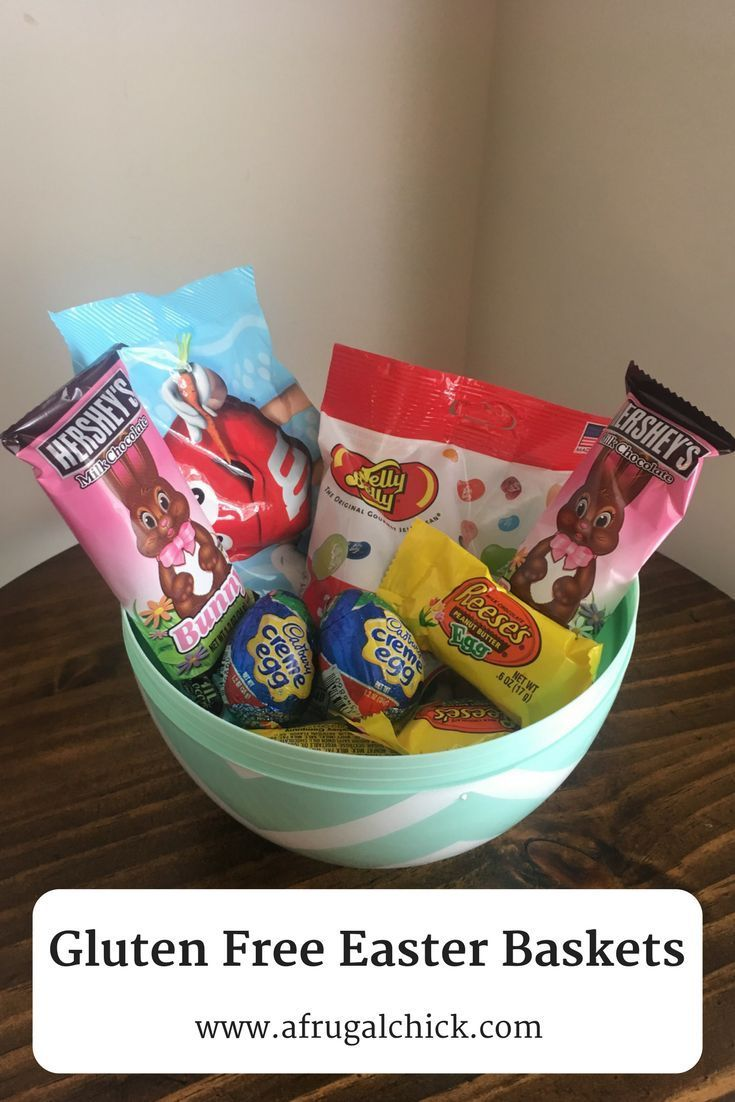 Gluten free easter baskets gluten free treats are becoming more and gluten free easter baskets gluten free treats are becoming more and more common check negle Image collections