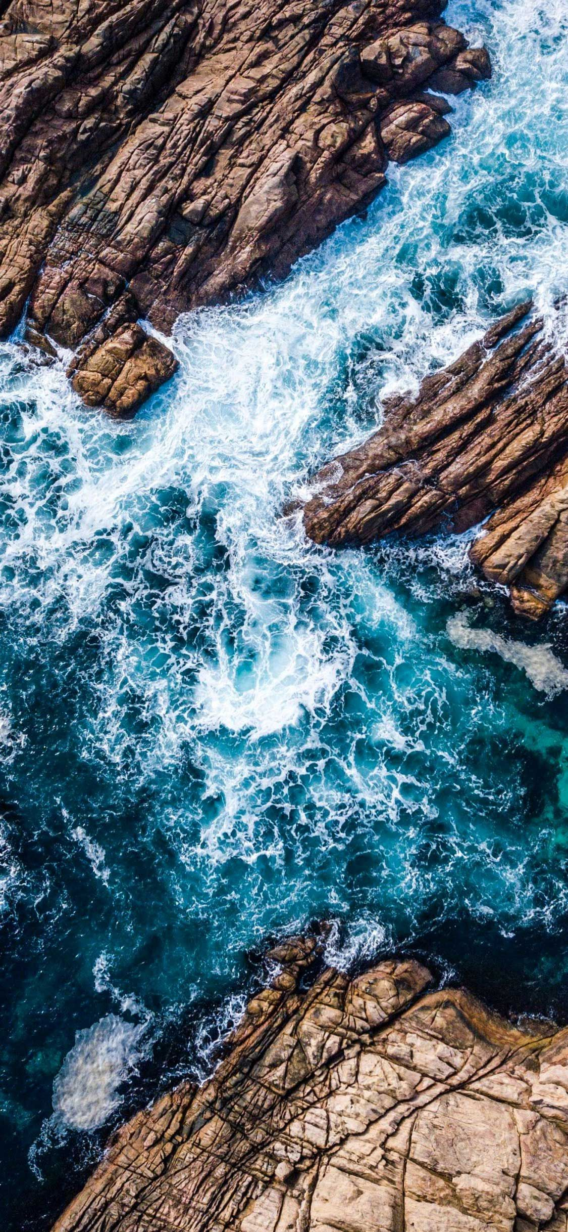 Iphone Wallpaper Canal Rocks Ocean Aerial View Coastline Australia K Hd Beach Wallpaper Iphone Iphone Wallpaper Ocean Ocean Wallpaper Wallpaper beach sea waves rocks coast