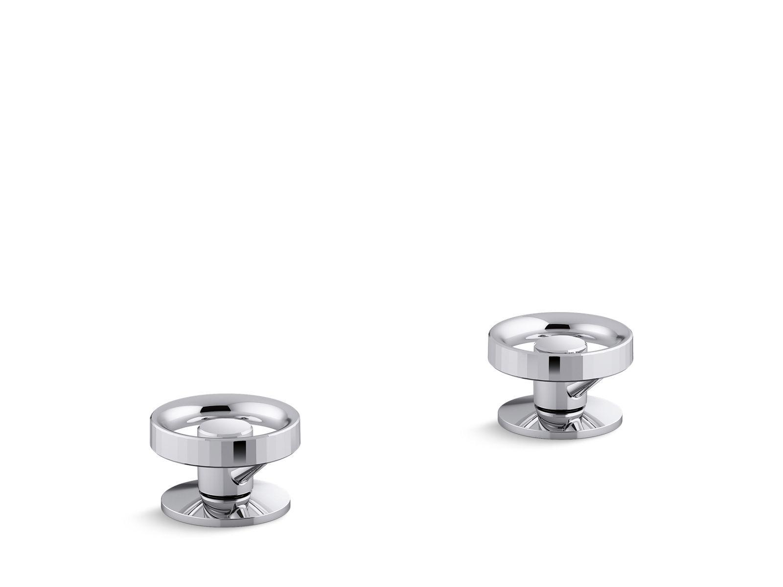 K 77974 9 Components Bathroom Sink Handles With Lever Design