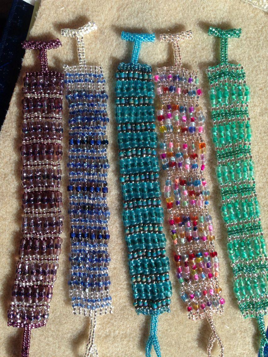 Ladder Bracelets
