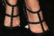 Vanessa Hudgens Strappy Sandals