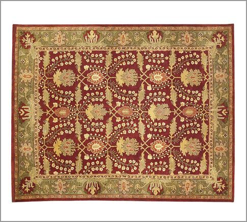 Franklin Persian Style Rug Pottery Barn Darn Found This On Craigslist For 175 Dollars But Honey Said No It Retails 799 An 8x10 At